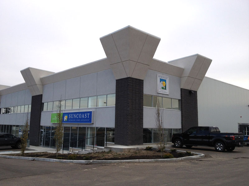 Suncoast Enclosures Head Office