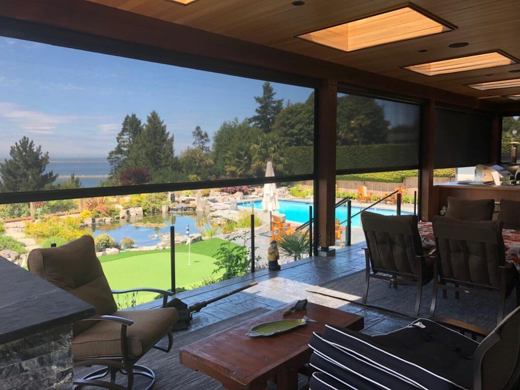 Retractable Screens - Suncoast Enclosures
