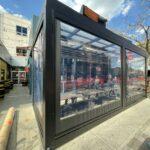 Cleaver Retractable Windows - Suncoast Enclosures Calgary