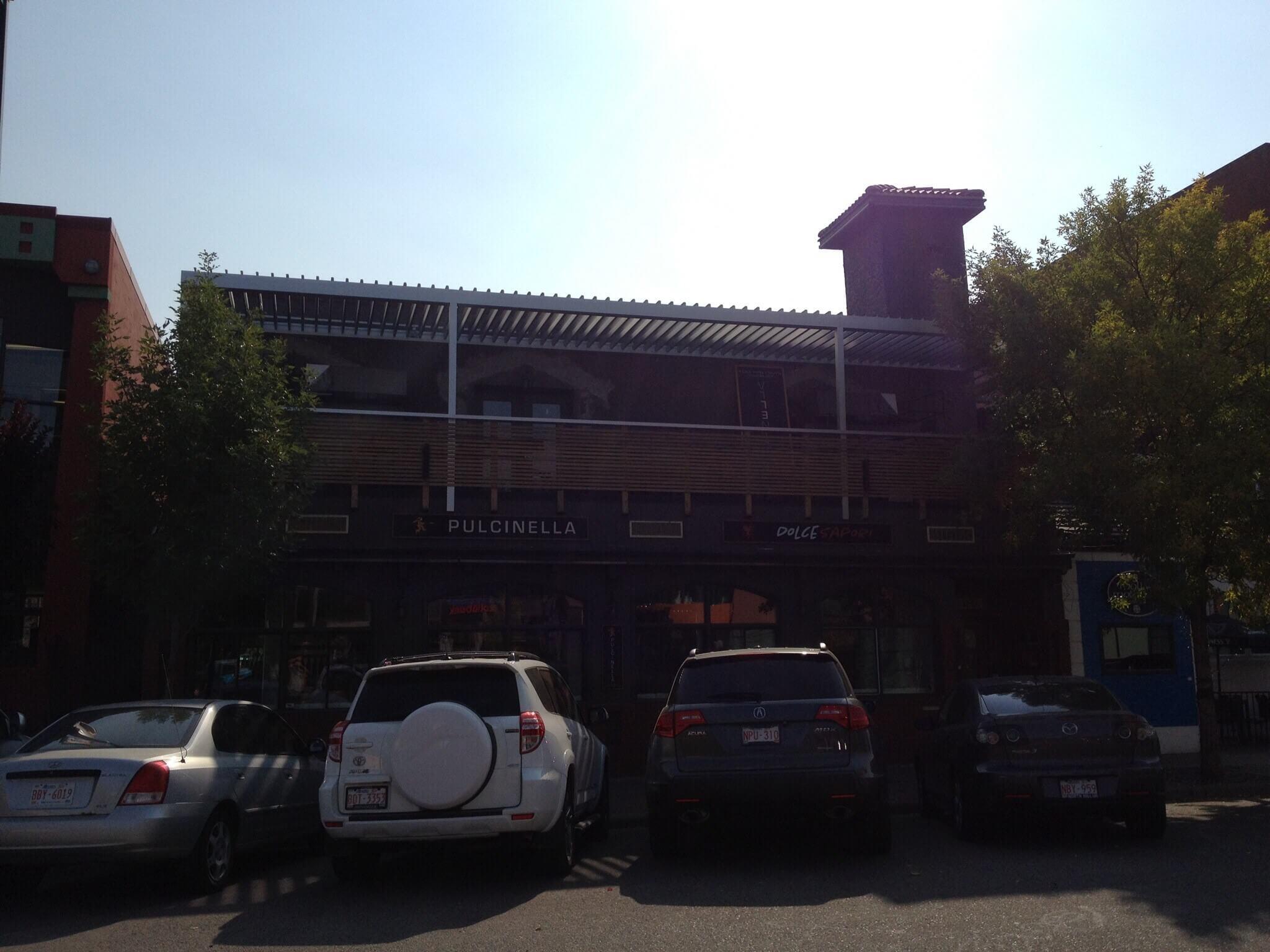 Pulcinella Louvered Roof - Suncoast Enclosures Calgary