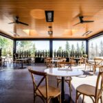 Flores and Pine - Calgary - Retractable screens