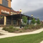 The Park - Calgary - Louvered Roof