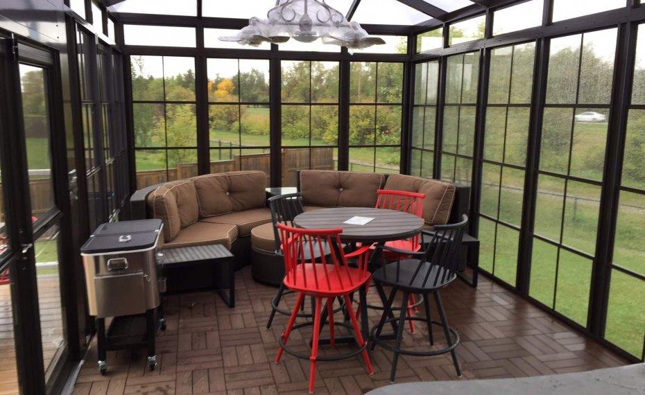 Three Season Room - Gazebo - Suncoast Enclosures