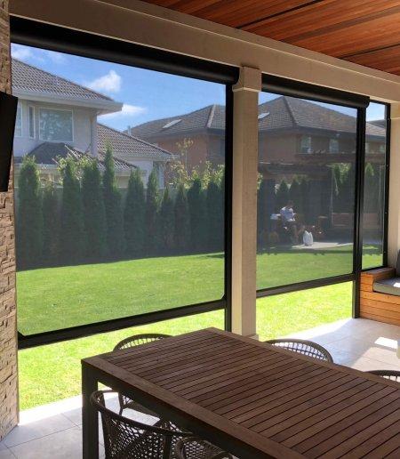 Screen Room - Suncoast Enclosures