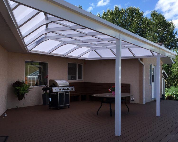 Residential Patio Cover - Suncoast Enclosures