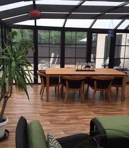 Three Season Room Enclosure - Suncoast Enclosures