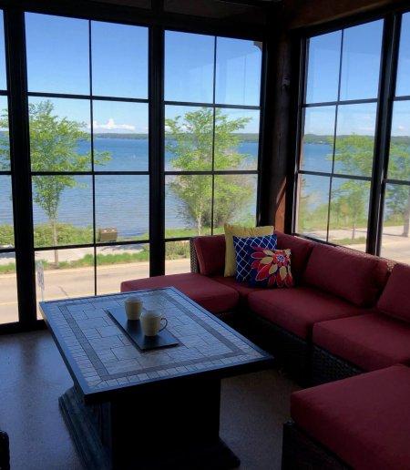 3 Season Sunroom Enclosure - Suncoast Enclosures