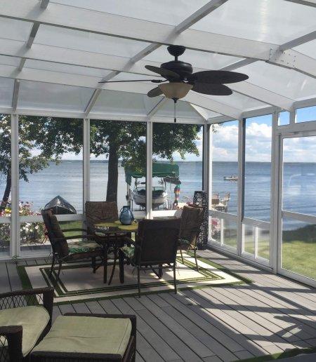 Sunroom Enclosure 3 Season Room - Suncoast Enclosures
