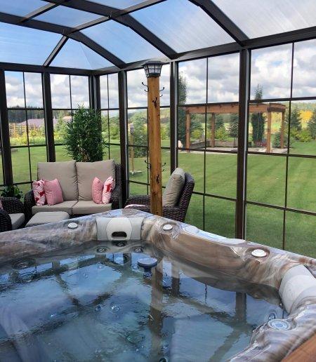 Sunroom Enclosure Three Season Room - Suncoast Enclosures
