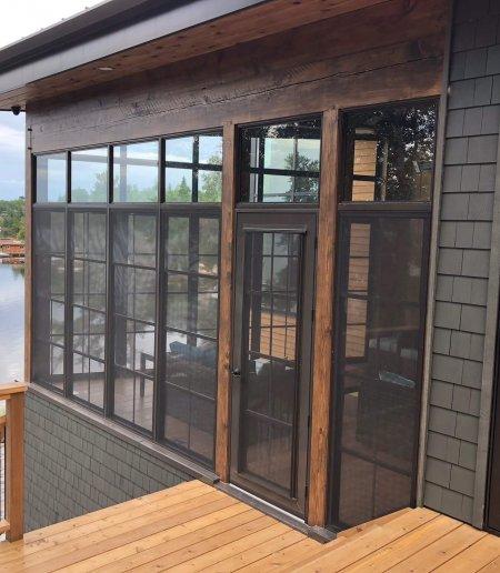 3 Season Deck Enclosure - Suncoast Enclosures