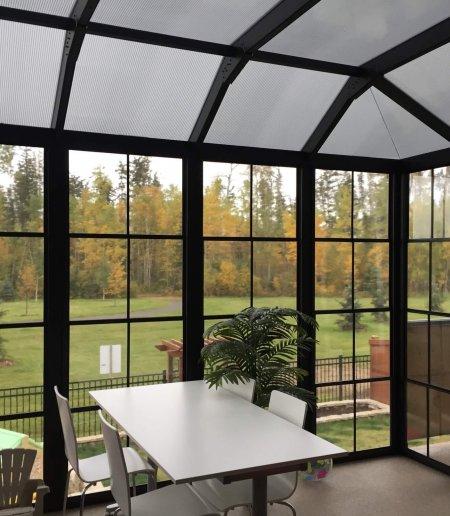 Three Season Sunroom Enclosure - Suncoast Enclosures