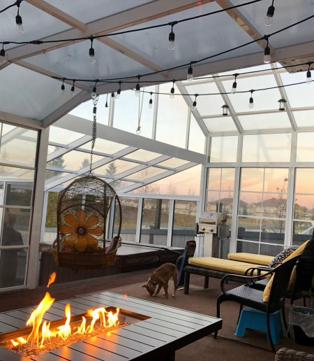 3 Season Sunroom - Suncoast Enclosures