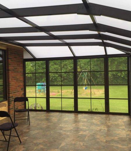 3 Season Room Enclosure