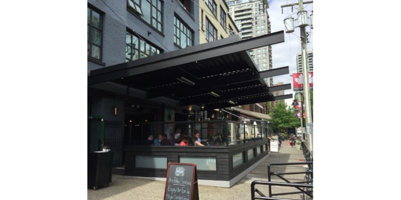 COMMERCIAL PATIO COVERS